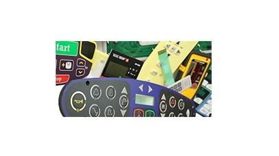 Electronic Membrane Switch Panels