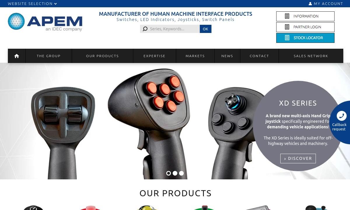 APEM Components, Inc.