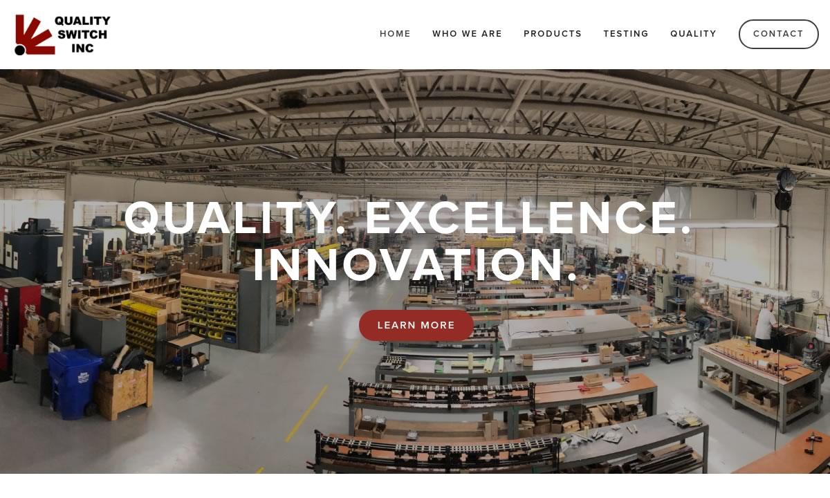 Quality Switch, Inc.