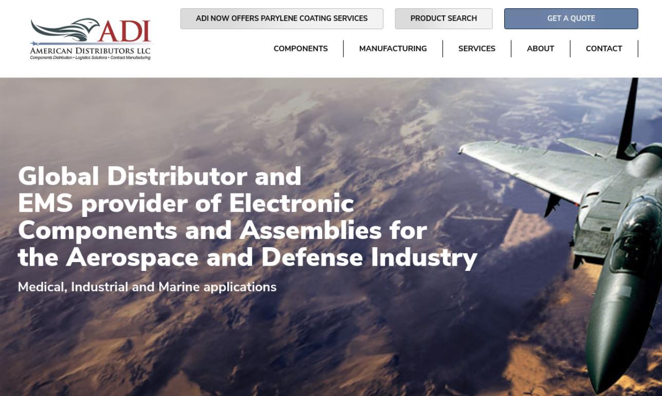 ADI American Distributors Inc.