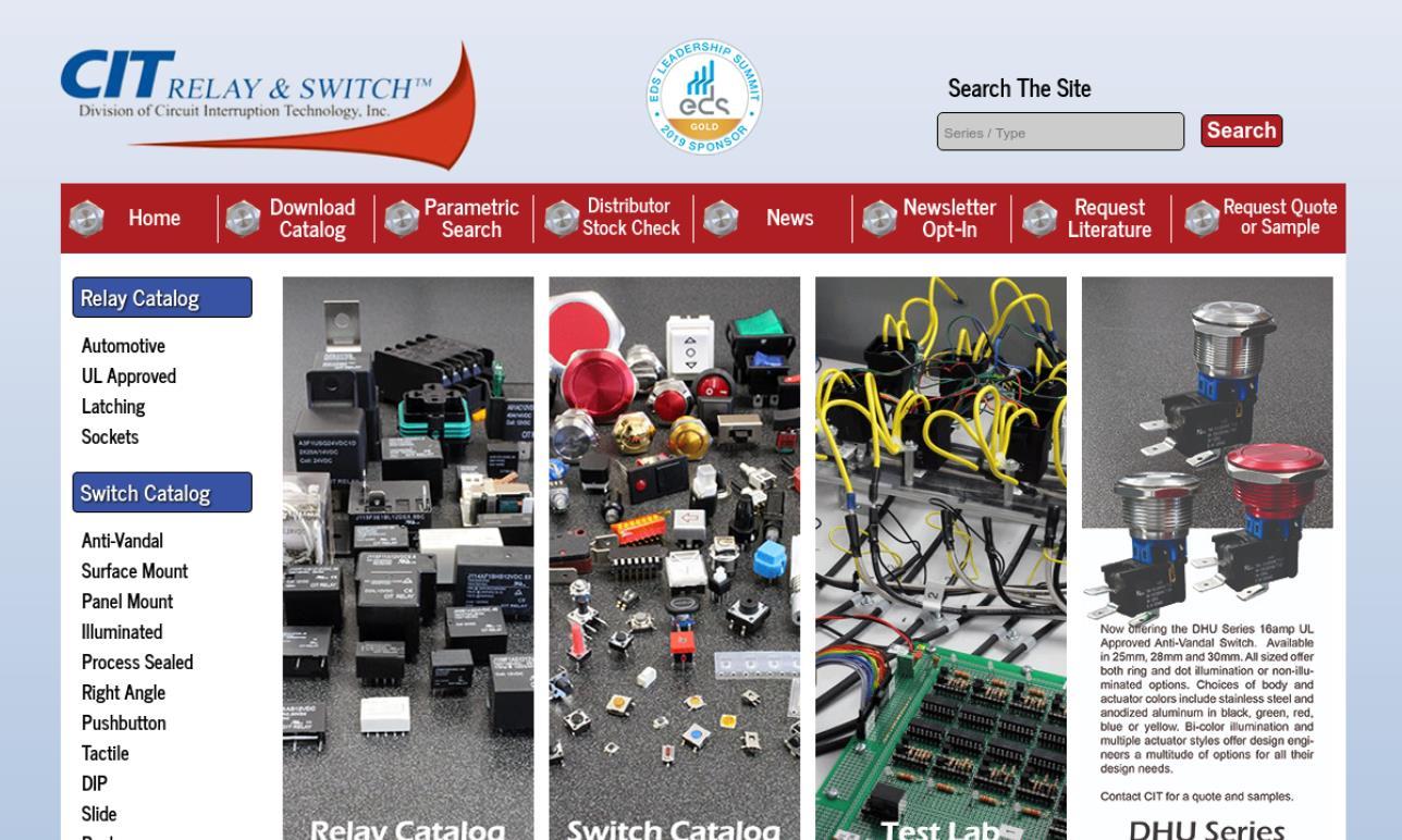 CIT Relay & Switch™