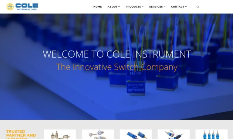Cole Instrument Corporation