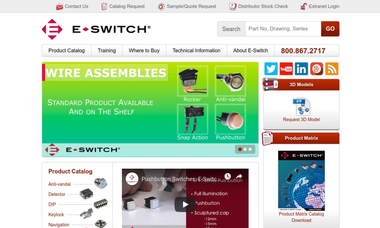 E-Switch, Inc.