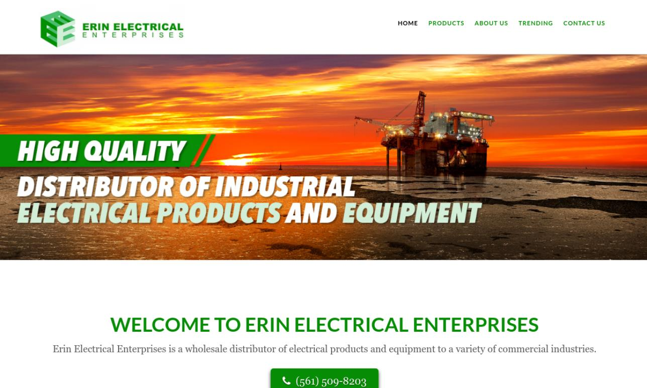Erin Electrical Enterprises, Inc.