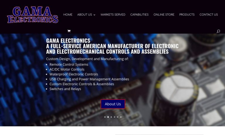 GAMA Electronics, Inc.
