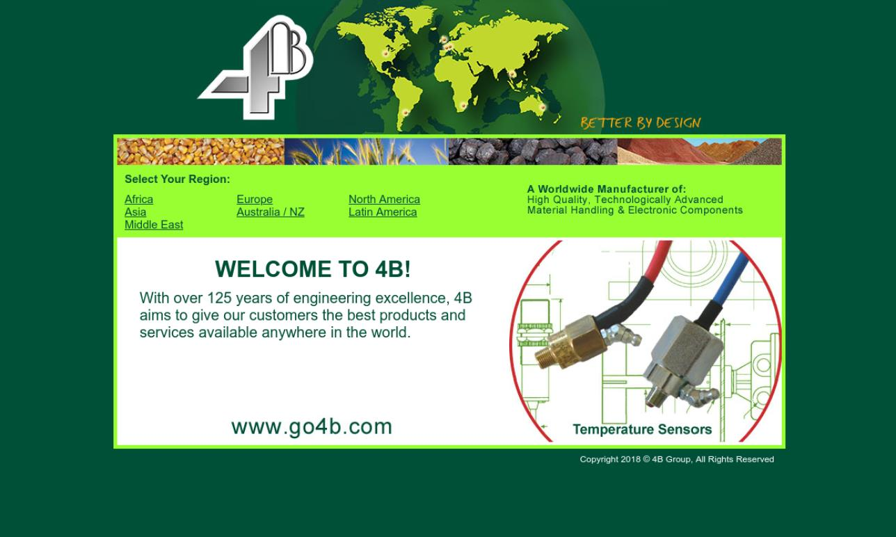 4B Components, Ltd.