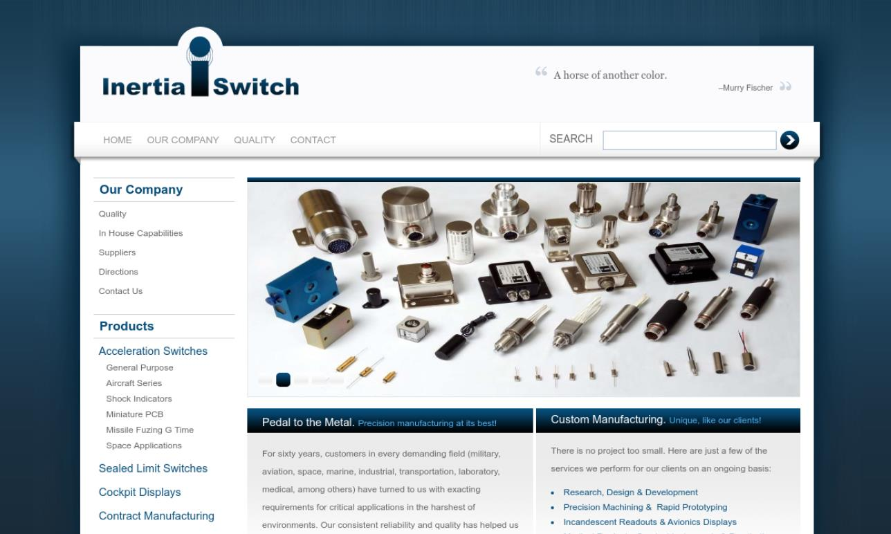 Inertia Switch, Inc.