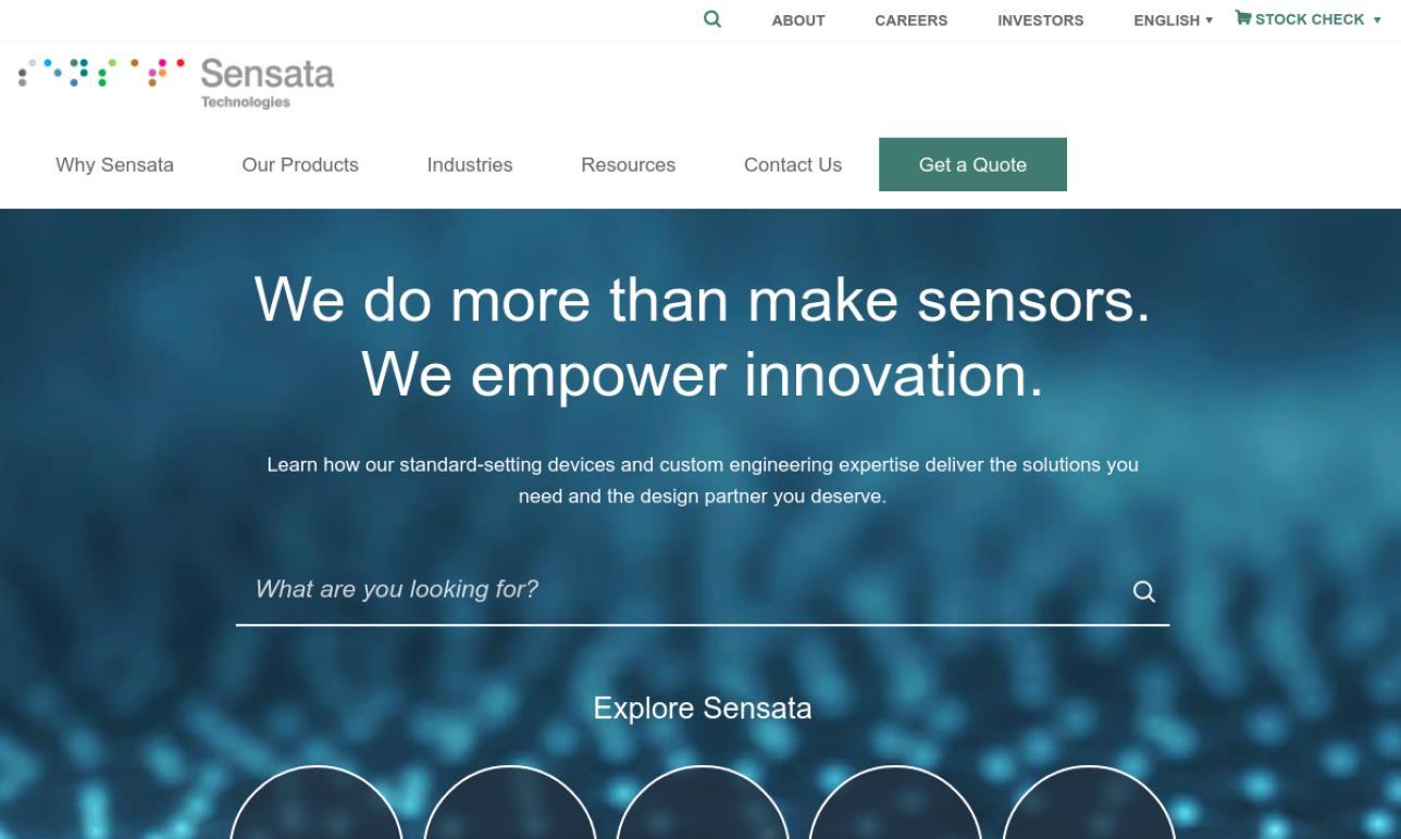 DBA Sensata Technologies