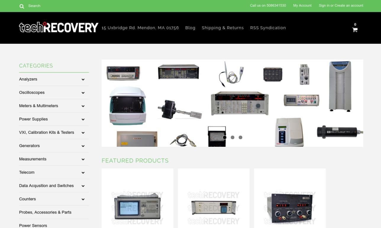 TechRecovery