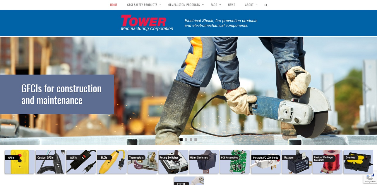 Tower Manufacturing Corp.