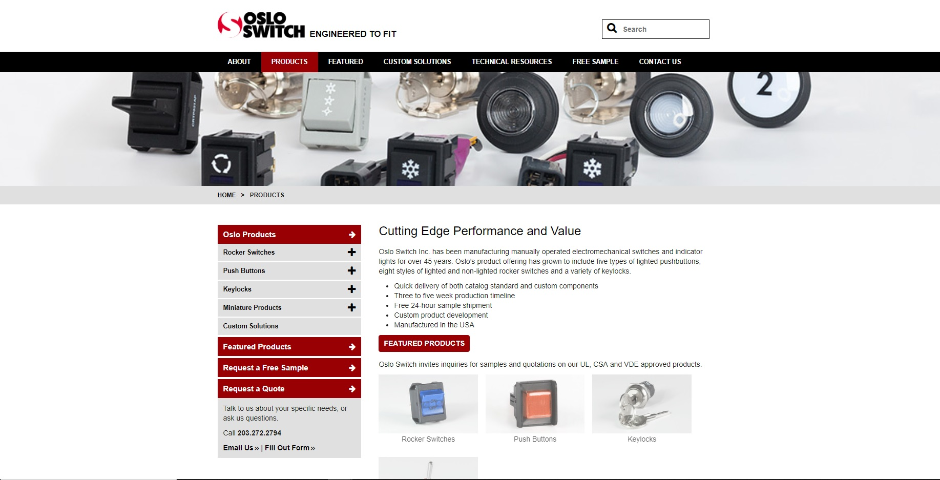 OSLO Switch, Inc.