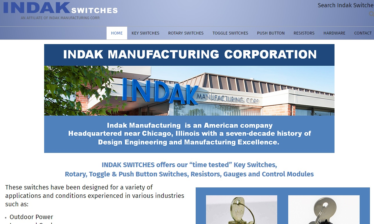 Indak Manufacturing Corporation