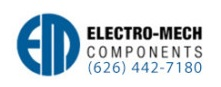 Electro-Mech Components, Inc. Logo