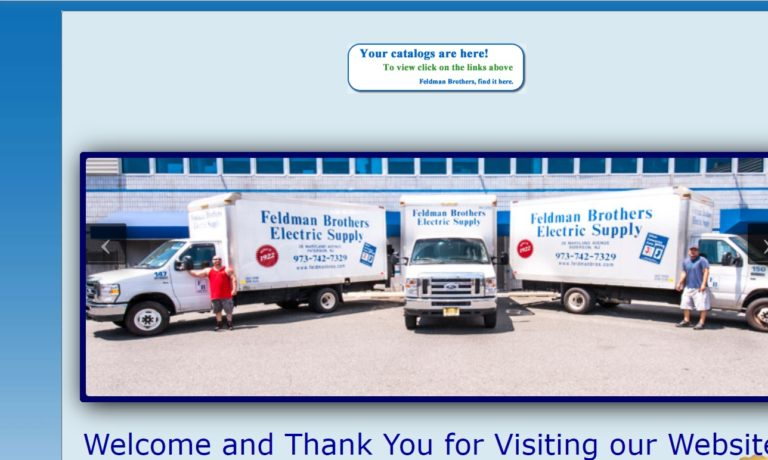 Feldman Brothers Electrical Supply Company