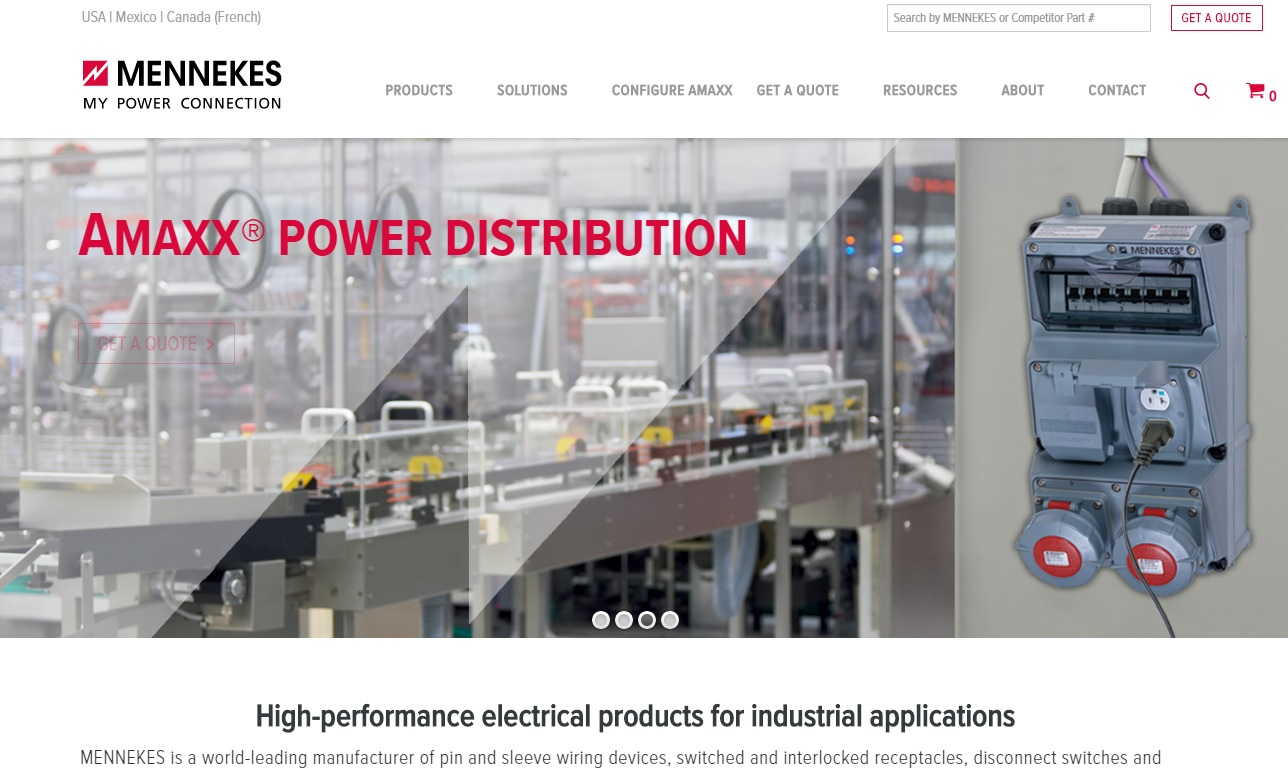 Mennekes Electrical Products